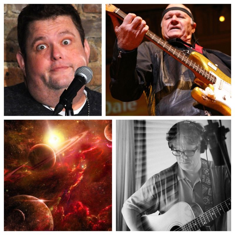 """The Surveillance Episode"" (Aired 7-23-15) - Featuring Comedian Ralphie May, American surf rock guitar legend Dick Dale. Musical guest: Jimm McIver. But wait there's more. It's The Post Show Report with Lawrence. It's TV on Radio !!<br /><br />Listen -  http://www.spudgoodman.com/podcasts/SpudGoodmanRadioShow82.mp3<br /><br />Music Video -  https://www.youtube.com/watch?v=v9YfblR9NjQ"